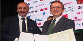 The innovation by Caprari awarded at EIMA International